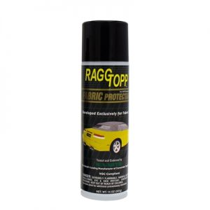 RaggTopp Convertible Top Fabric Protectant - 1